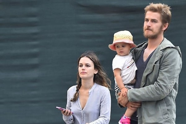 Rachel Bilson's Daughter Briar Rose Christensen