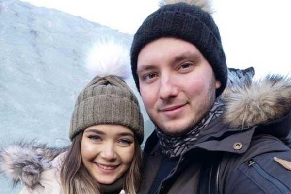 Roksana Janiszewska's boyfriend Matt Gibbs