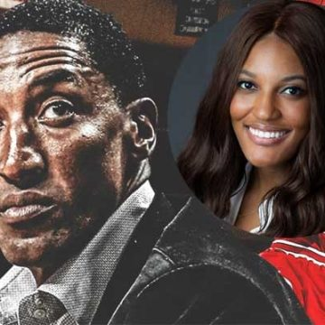 Who Is Scottie Pippen's Daughter Taylor Pippen?