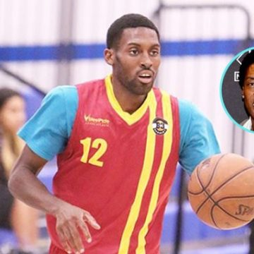 Here Are Some Facts About Scottie Pippen's Son Antron Pippen