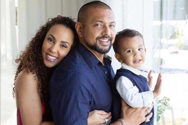 Sean Paul's son Levi Blaze Henriques