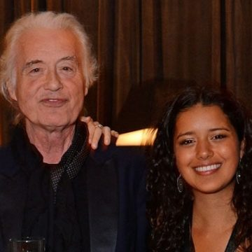 Meet Zofia Jade Page – Photos Of Jimmy Page's Daughter With Ex-Wife Jimena Gómez-Paratcha