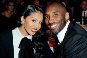 Kobe Bryant's wife Vanessa Bryant