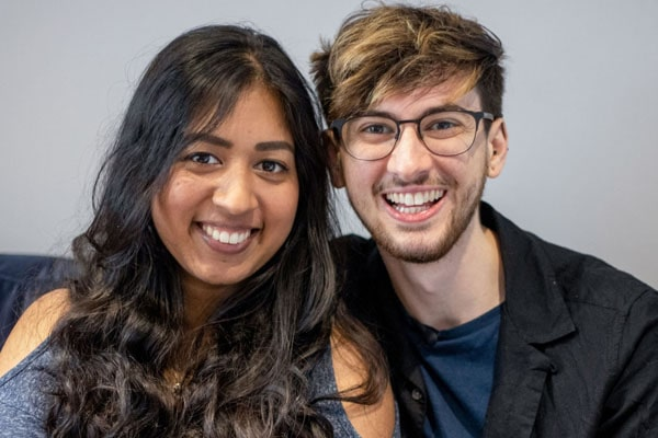 YouTuber Jammidodger is engaged to his fiance Shaaba Lotun