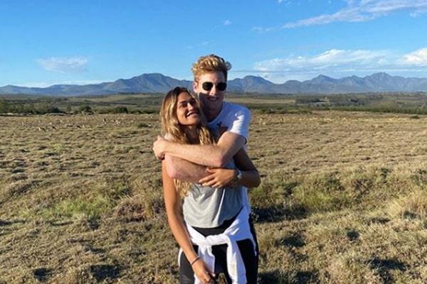 YouTuber Joshua Pieters' girlfriend Eleanor Butler