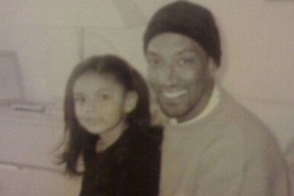 Scottie Pippen's Daughter Sierra Pippen