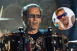 Alex Van Halen's son, Aric Van Halen