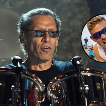 Meet Aric Van Halen – Photos Of Alex Van Halen's Son With Ex-wife Kelly Van Halen