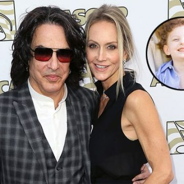 Meet Colin Michael Stanley – Photos Of Paul Stanley's Son With Wife Erin Sutton