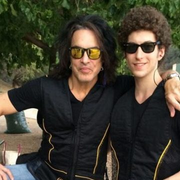 Meet Evan Shane Stanley – Photos Of Paul Stanley's Son With Ex-Wife Pamela Bowen