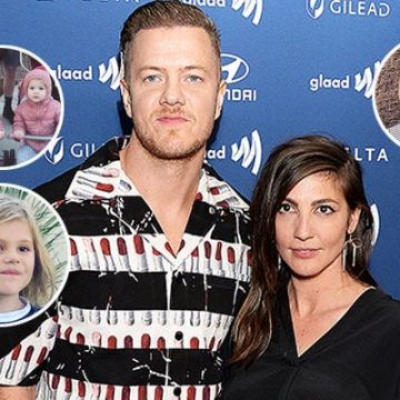 Did You Know Imagine Dragons' Dan Reynolds Is A Father Of Four Children?