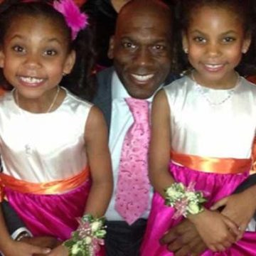Meet Adore Bryant And Angel Bryant – Photos Of Jamal Harrison Bryant's Twin Daughters With Ex-Wife Gizelle Bryant