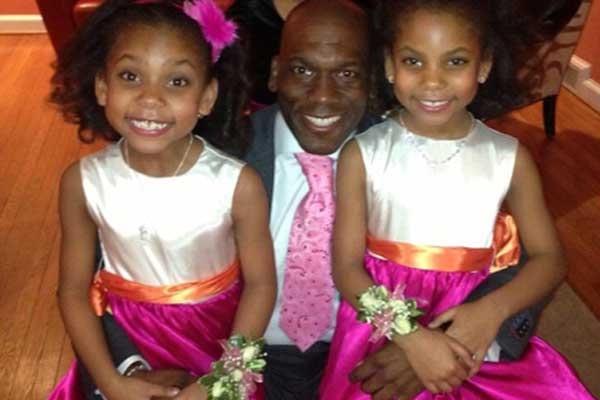 Jamal Harrison Bryant's daughter