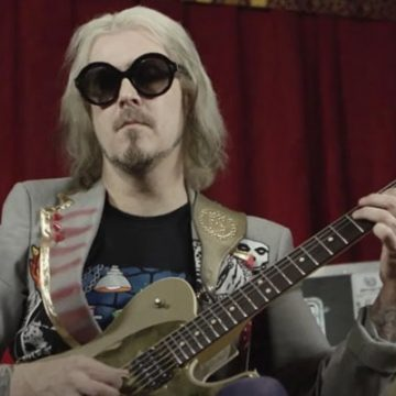 Meet All Of Guitarist John 5's Children. Is A Father Of Three Kids, Two Sons And A Daughter