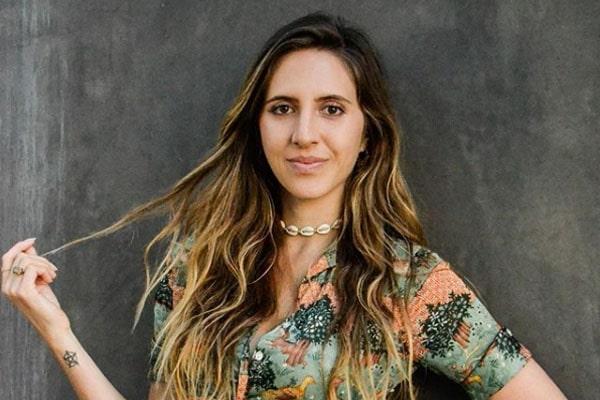 Sammy Hagar's daughter, Kama Hagar