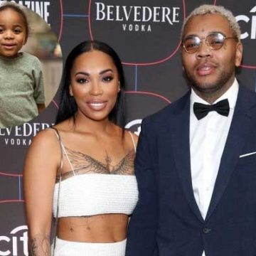 Meet Khaza Kamil Gates – Photos Of Kevin Gates' Son With Wife Dreka Gates