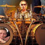 Alex Van Halen's son, Malcolm Van Halen
