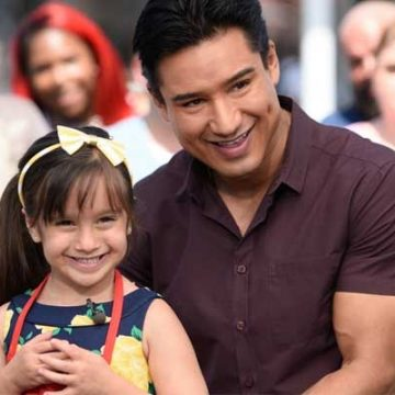 Meet Gia Francesca Lopez – Photos Of Mario Lopez's Daughter With Courtney Laine Mazza,