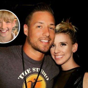 Meet Elin Elijah Henschel – Photos Of Melissa Schuman's Son With Husband Brandon Henschel