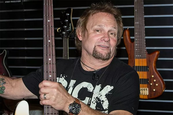 Michael Anthony's two daughters