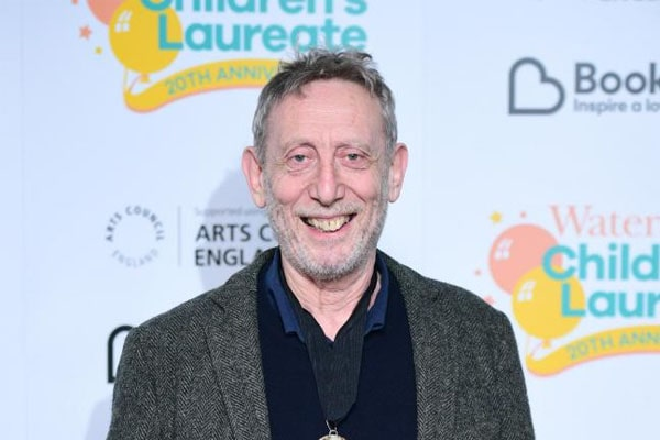 Michael Rosen's children