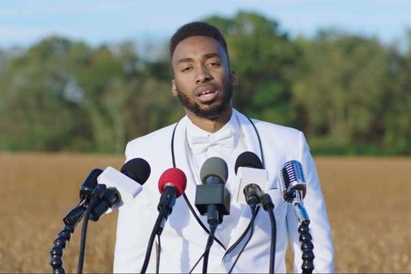 Prince Ea Motivational Speaker