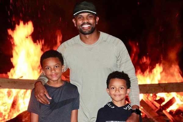 Robyn Dixon's son Carter Dixon