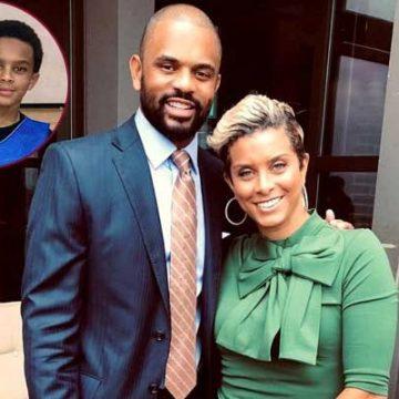 Meet Corey Dixon – Photos Of Robyn Dixon's Son With Husband Juan Dixon
