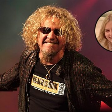 Meet Samantha Hagar – Photos Of Sammy Hagar's Daughter With Wife Kari Karte