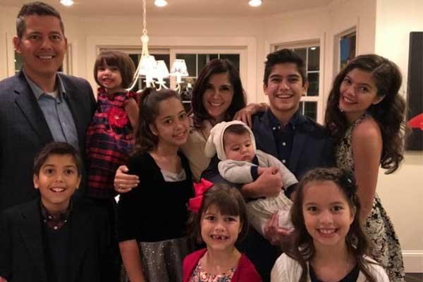 Sean Duffy's children