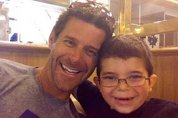 Slade Smiley's son Grayson Smiley