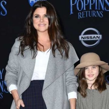 Meet Harper Renn Smith – Photos Of Tiffani Thiessen's Daughter With Husband Brady Smith