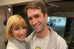 Leeza Gibbons' son, Troy Meadows
