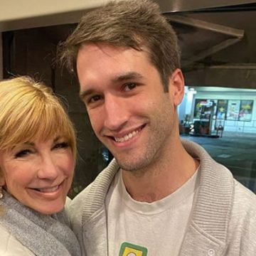Meet Troy Meadows – Photos Of Leeza Gibbons' Son With Baby Father Stephen Meadows