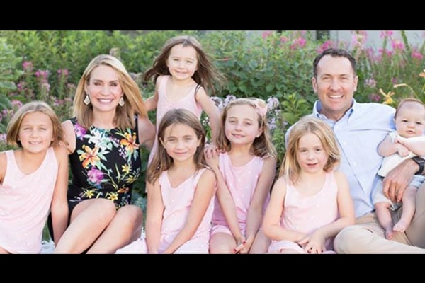 Andrea Canning's children