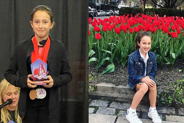 Chris Cuomo's daughter, Caroline Regina Cuomo