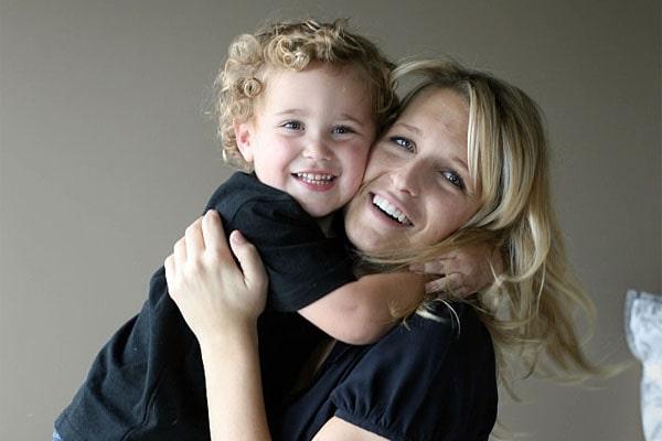 Brynn Cameron's son, Cole Cameron Leinart