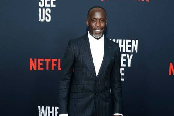 Michael K. Williams' son, Elijah Williams