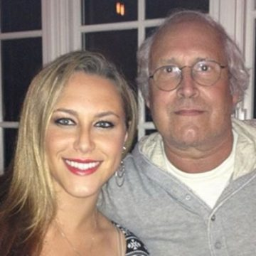 Meet Chevy Chase's Daughter Emily Evelyn Chase Whom He Had With Jayni Chase