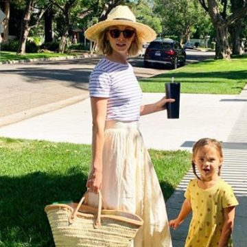 Meet Florence May King – Photos Of Candice King's Daughter With Husband Joe King