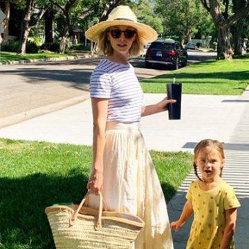 Meet Florence May King – Photos Of Candice King's Daughter With Husband Joe King