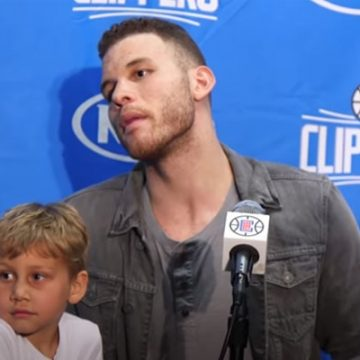Meet Ford Wilson Cameron-Griffin – Photos Of Blake Griffin's Son With Baby Mama Brynn Cameron