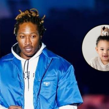 Meet Hendrix Wilburn – Photos Of Rapper Future's Son With Baby Mama Joie Chavis