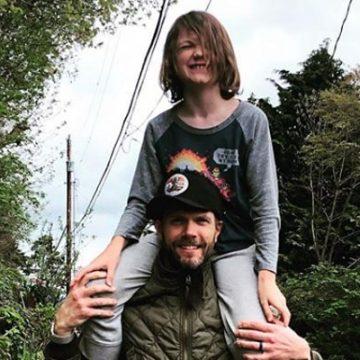 Meet Isaac Hayden McHale – Photos Of Joel McHale's Son With Wife Sarah Williams