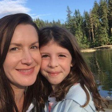 Meet Isabel Ruby Lieberstein – Photos of Angela Kinsey's Daughter With Warren Lieberstein