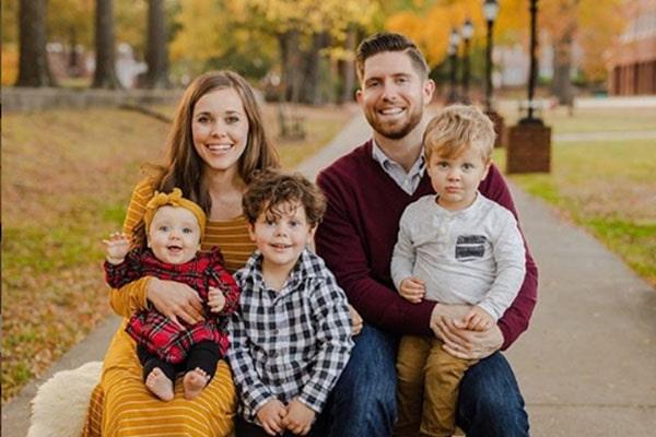 Jesse Seewald's children