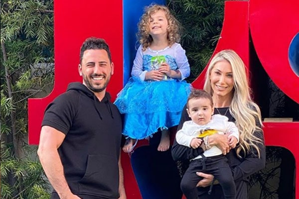 Josh Altman's children