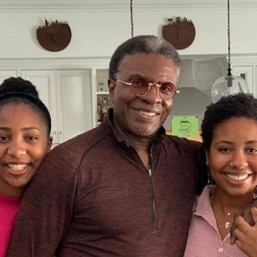 Meet Maelee Williams And Ruby Williams – Photos Of Keith David's Daughters With Wife Dionne Lea Williams