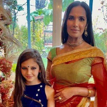 Meet Krishna Thea Lakshmi-Dell – Photos Of Padma Lakshmi's Daughter With Adam R. Dell