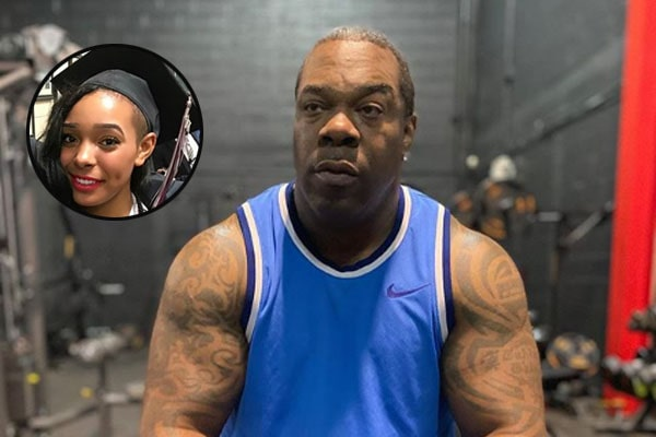 Busta Rhymes' daughter, Mariah Elizabeth Miskelly